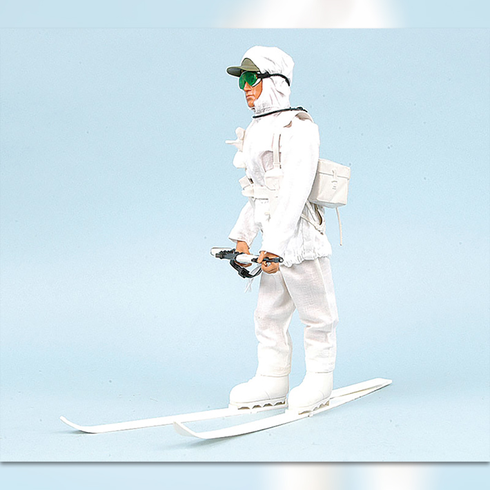 Action Man Skier - 01